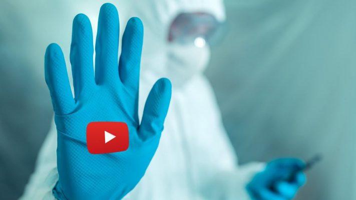 Youtube Coronavirus