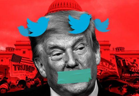 Trump bloqueado